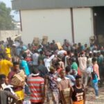 Warehouses looted in Abuja